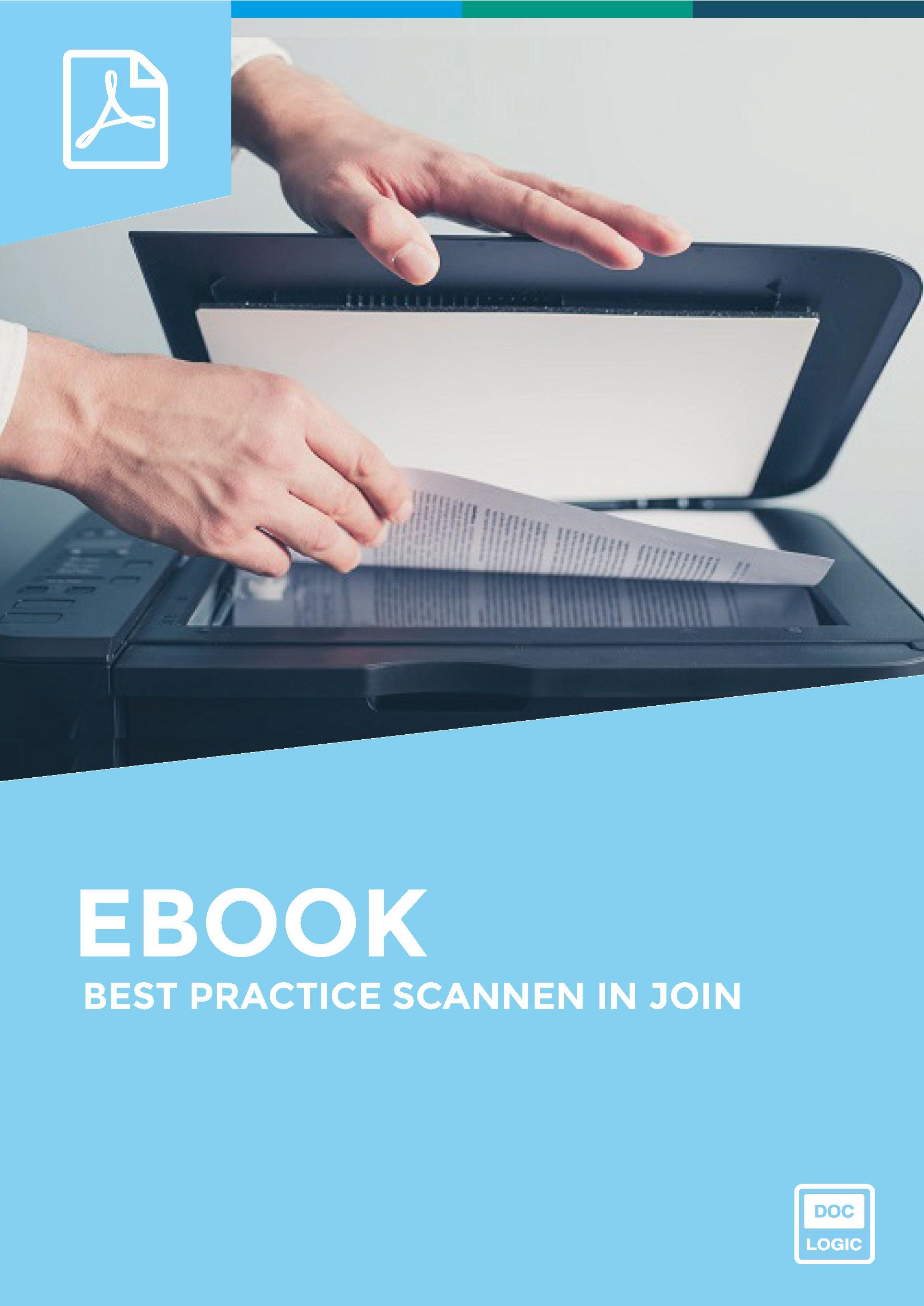 Ebook Best Practice scannen in JOIN