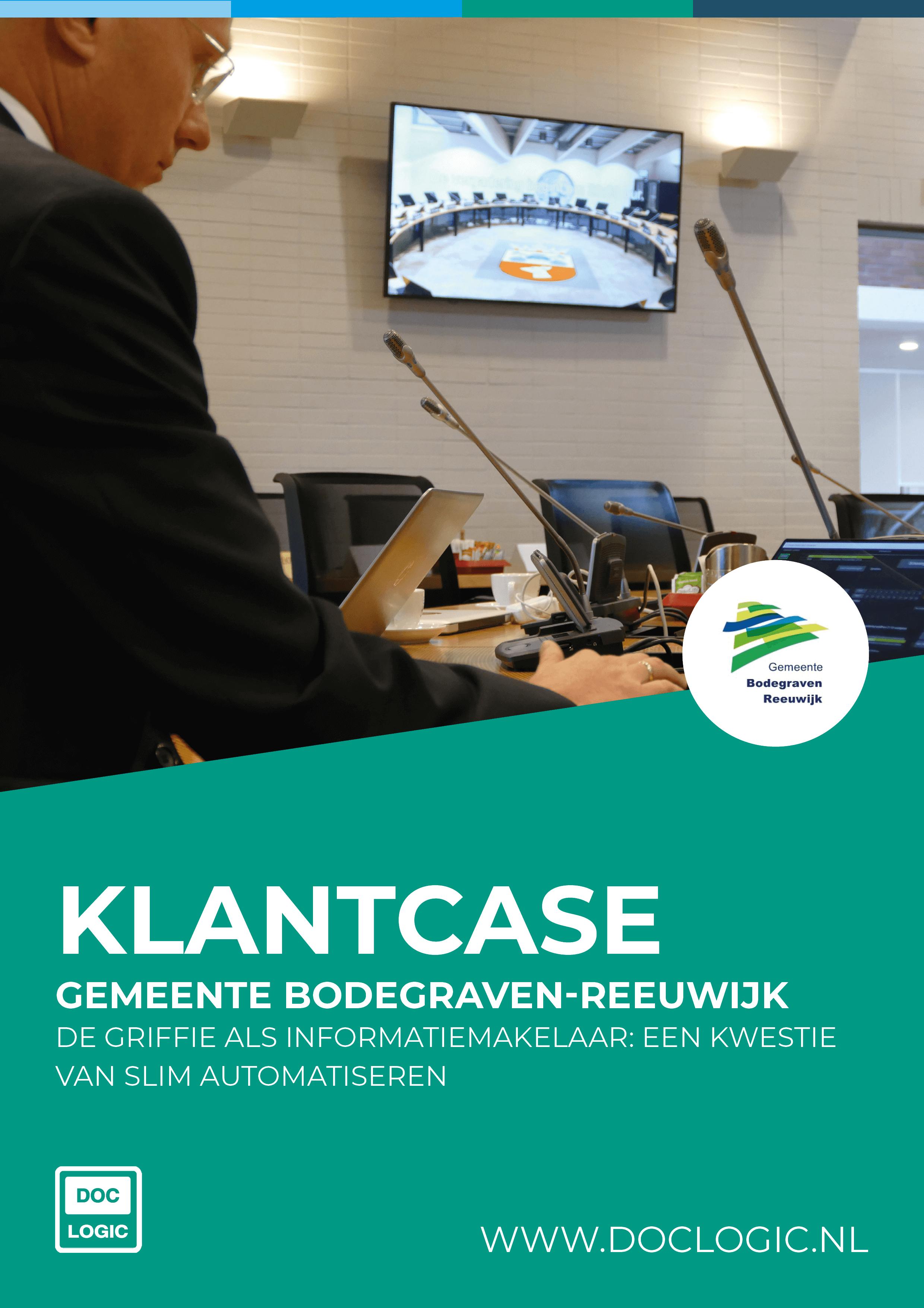 Klantcase Gemeente Bodegraven-Reeuwijk